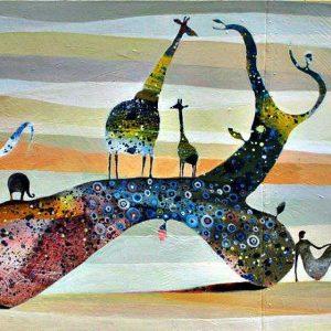 Artis Kontemporer Teratas Uganda