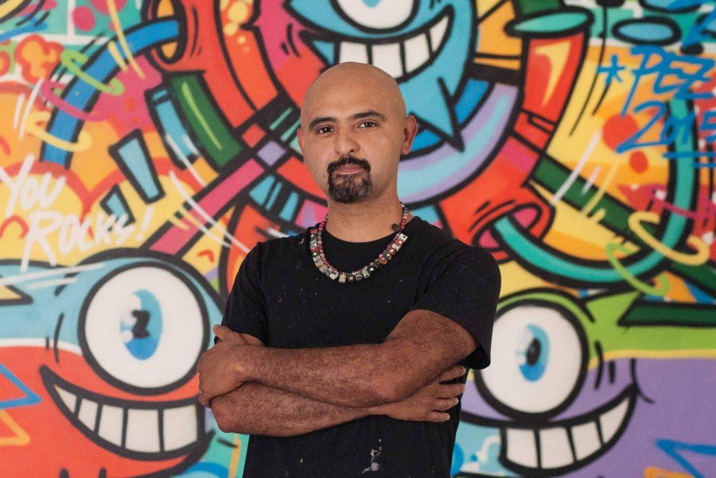Kekreatifan Seniman Jalanan Barcelona