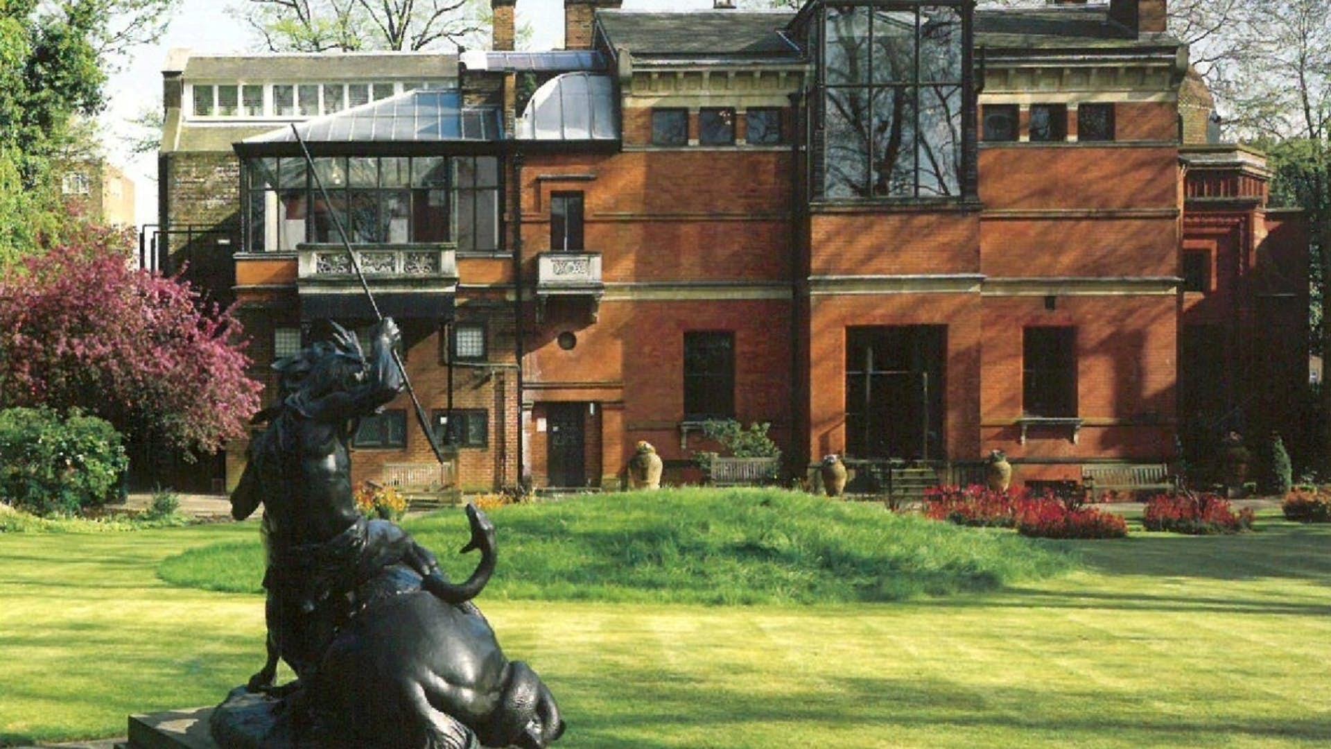 Rumah & Studio Seniman Untuk Dikunjungi di London